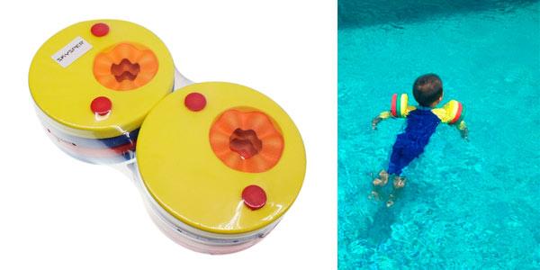 Manguitos para niños de discos de espuma Skysper baratos