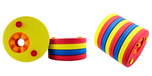 Manguitos para niños fabricados en corcho Skysper rebajados