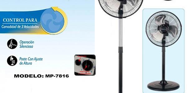 Maxell Power MP-7816 ventilador chollo