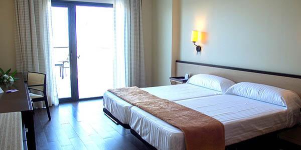 Mojácar hotel Alegría sólo adultos pensión completa chollo
