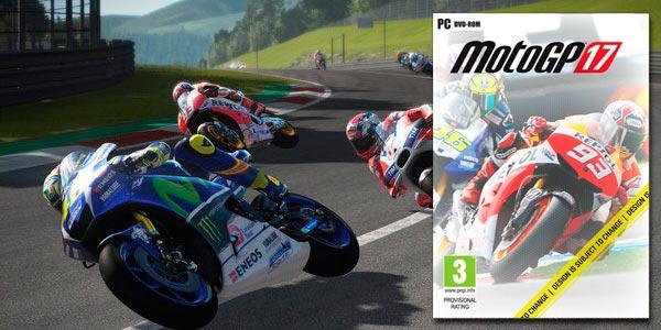 Videojuego MotoGP 17 para PC Steam