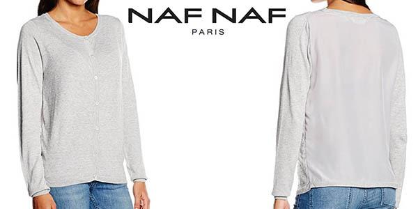 Naf Naf Mcache 1 chaqueta de punto barata