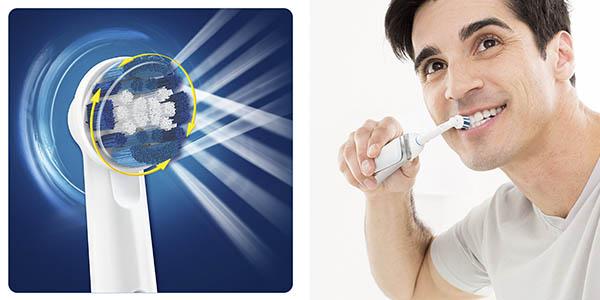 pack 10 recambios cepillo de dientes eléctrico Oral-B