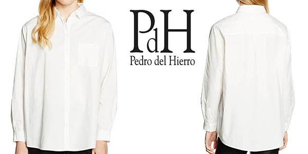 Pedro del Hierro oversize camisa para mujer barata
