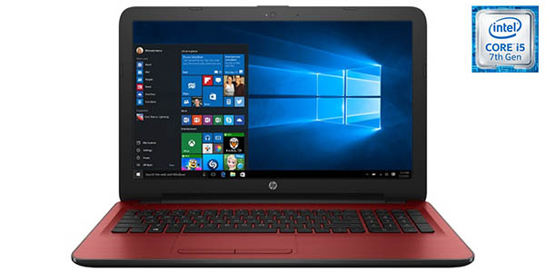 Portátil HP 15,6'' 15-ay112ns Intel Core i5-7200U