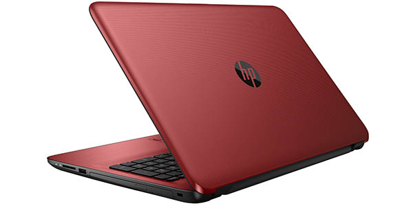 HP 15-ay112ns en color rojo