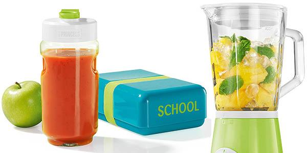 Princess Blender2Go licuadora sencilla smoothies chollo