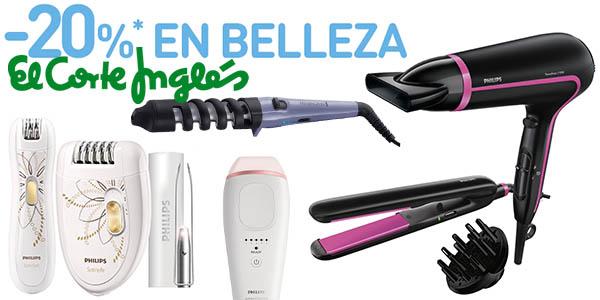 promoción belleza El Corte Inglés mayo 2017