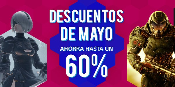 Descuentos PS4 mayo 2017 PS Store