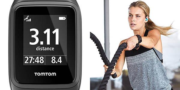 TomTom Spark Cardio + Music Premium con GPS