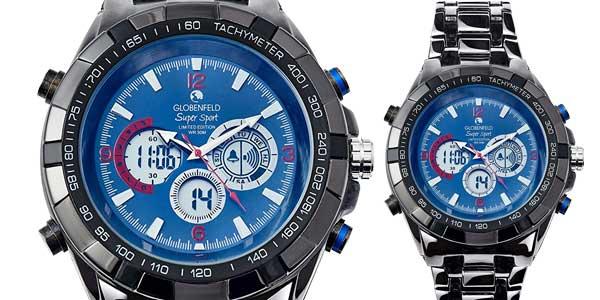 Reloj Globenfeld Super Sport para hombre chollo en Amazon