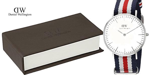 Reloj unisex Canterbury de Daniel Wellington barato en Amazon España