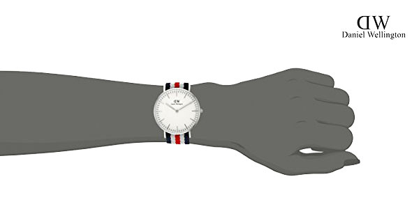 Reloj unisex Canterbury de Daniel Wellington barato en Amazon