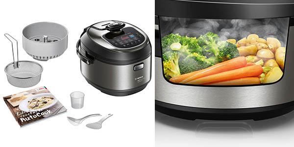 robot cocina Bosch AutoCook MUC88B68ES