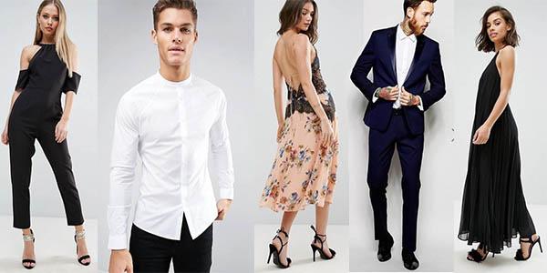 selección ropa vestir Asos descuentos mayo 2017