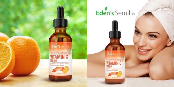 Serum Eden's Semilla con vitamina C y retinol barato en Amazon España