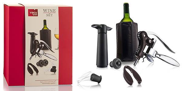 set vino VacuVin professional barato