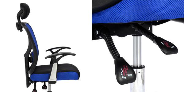 Silla oficina ergonómica chollo en eBay