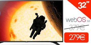 Smart TV LG 32LH604V