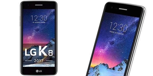 Smartphone LG K8 2017 barato
