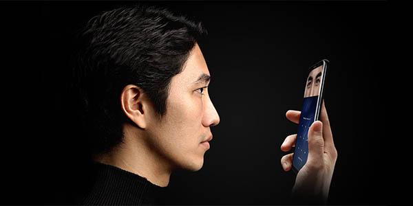 Samsung Galaxy S8 Plus con escáner de retina