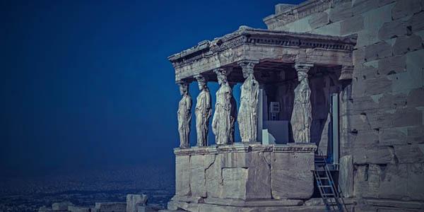vacaciones Atenas presupuesto low cost