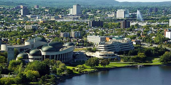 vacaciones Ottawa Canadá