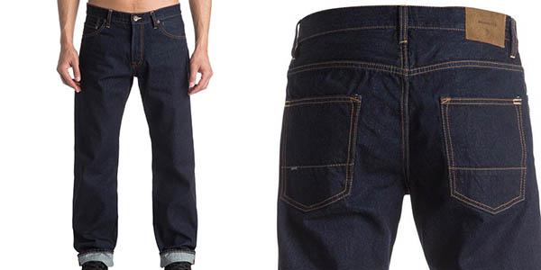 Pantalones Quiksilver High Force Rinse