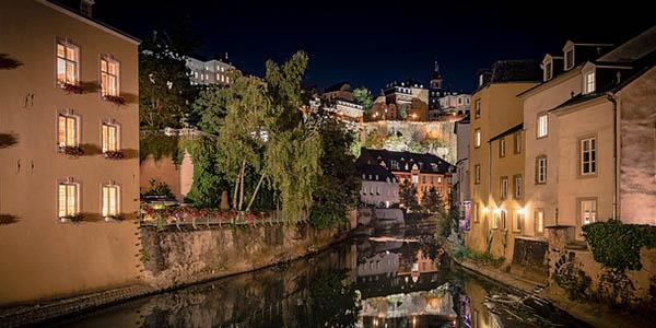 viaje Luxemburgo presupuesto low cost