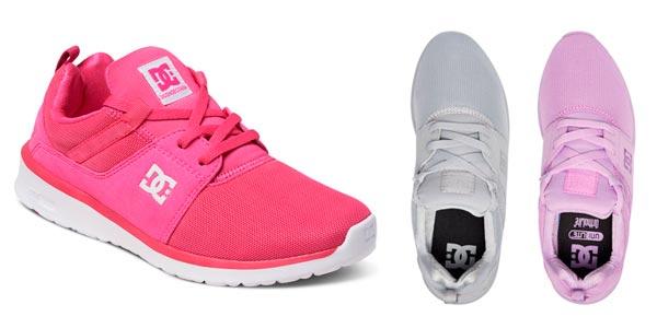 Zapatillas DC Shoes Heathrow en colores vivos rebajadas en eBay