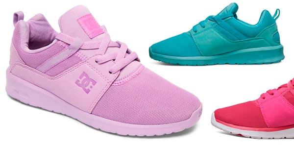 Zapatillas DC Shoes Heathrow de verano para mujer baratas en eBay