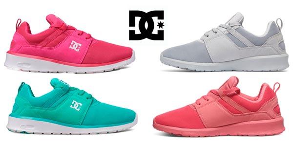Zapatillas DC Shoes Heathrow para mujer en varios colores rebajadas en eBay