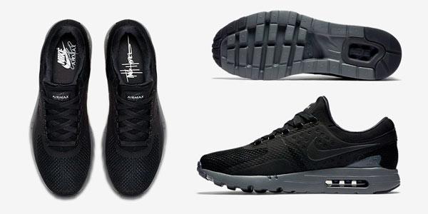 Zapatillas Nike Air Max Zero unisex a mitad de precio por tiempo limitado