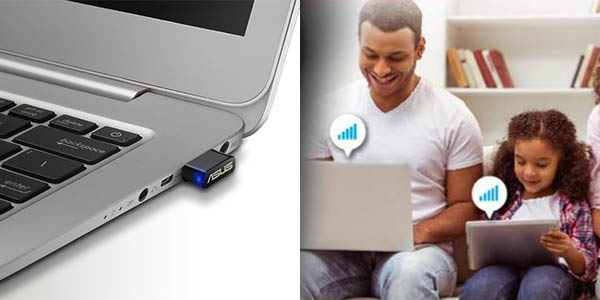 ASUS USB-AC53 Nano MU-MIMO
