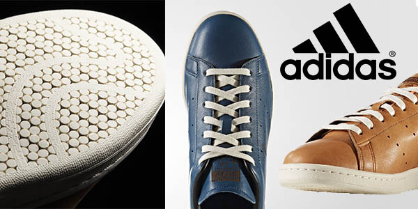 Adidas Stan Smith bambas planas estilo casual chollo