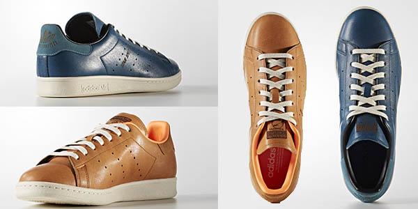 Adidas Stan Smith Horween Leather rebajas julio 2017