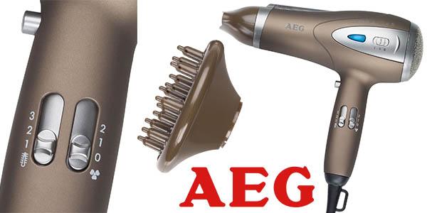 AEG HTD-5584 secador de pelo iónico barato