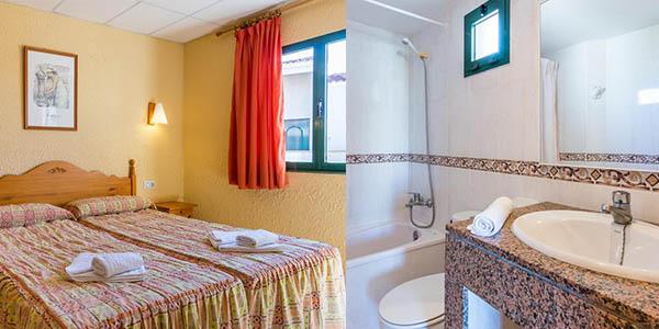 alojamiento Menorca Apartamentos Lentiscos