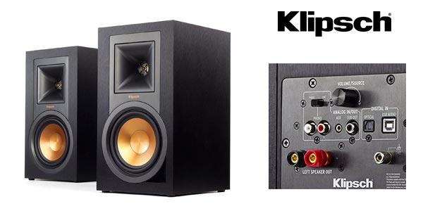 Altavoces activos Hi-Fi Klipsch R-15MP al mejor precio en Amazon