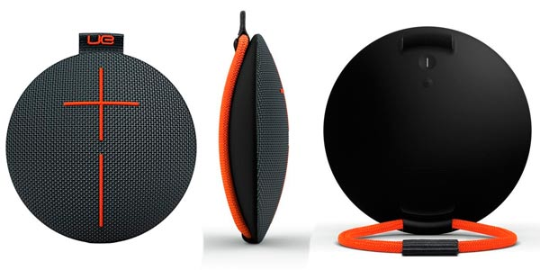 Altavoz Bluetooth impermeable con flotador ROLL 2 de Logitech