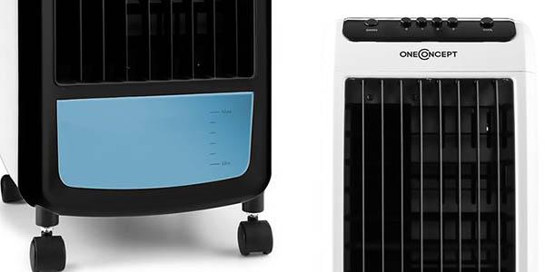 aparato climatización OneConcept relación calidad-precio brutal