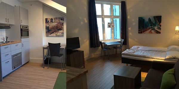 Apartamentos Parkveien Oslo