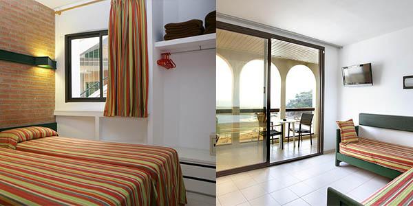 apartamentos Rossana Lloret de Mar
