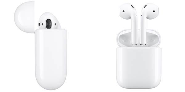 Apple Airpods con estuche de carga
