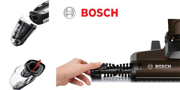Aspirador sin bolsa recargable Bosch BBH21622 Readyy'y chollazo en Amazon