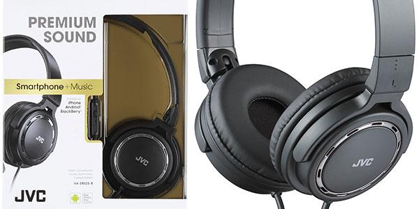 Auriculares diadema JVC HA-SR525-W-E al mejor precio en Amazon