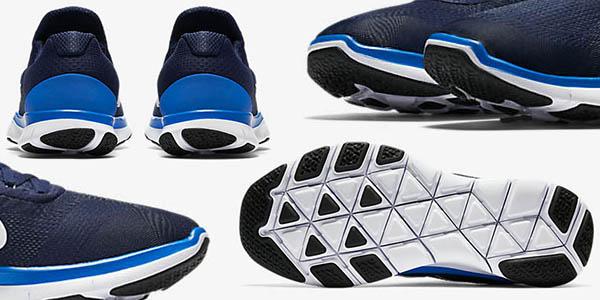 bambas Nike Free Trainer V7 gran amortiguación malla transpirable