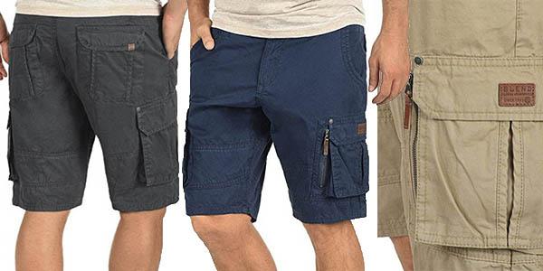 Blend Gaara pantalón cargo corto para hombre barato