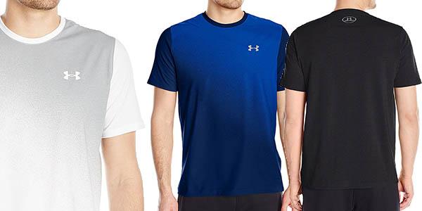 camiseta deporte Under Armour genial relación calidad-precio