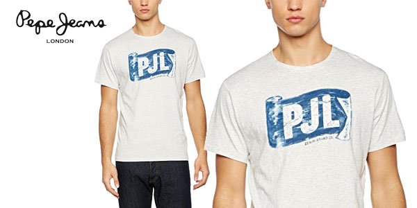 Camiseta Pepe Jeans Breeze 2 chollo en Amazon